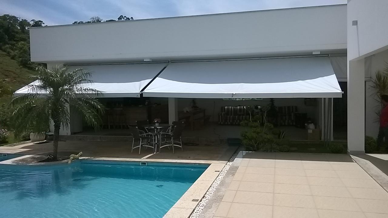Toldos de cortina toldos gaspar - Toldo para piscina ...